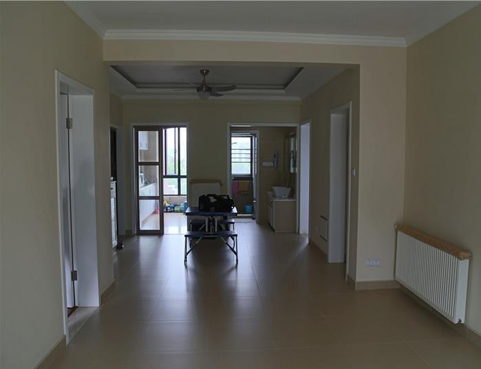 江水平:简约现代风格两室两厅装修案例