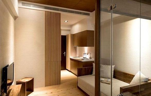 日式装修风格效果图,南京装修队两室两厅装修案例
