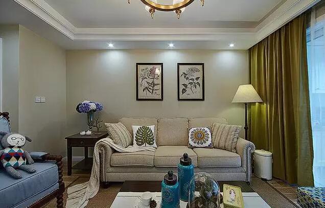 89平三室一厅,现代极简风格秒杀高档装修