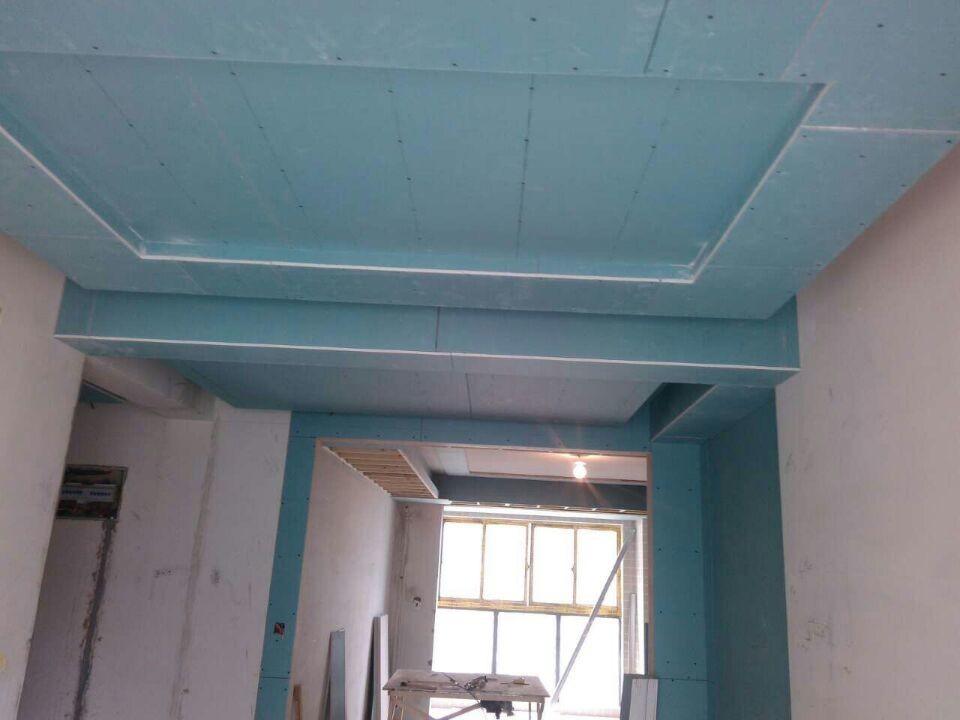 木工吊顶效果图,我家木工做的吊顶效果图!