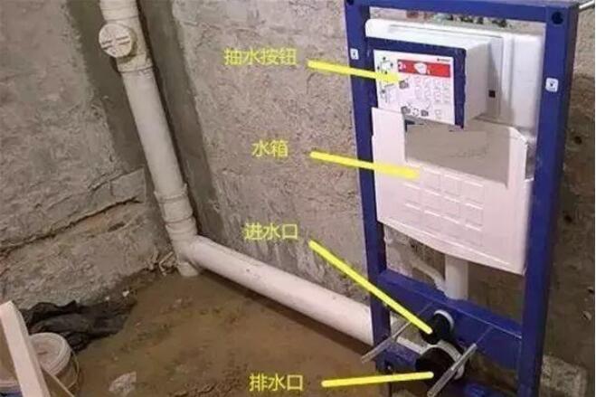 南京卫生间装修马桶想移位?这种方法就很棒