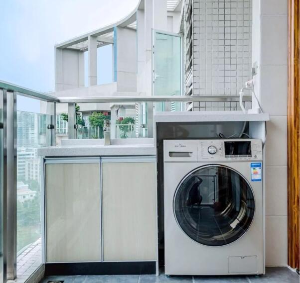 南京家庭装修应该怎么安置洗衣机最合适