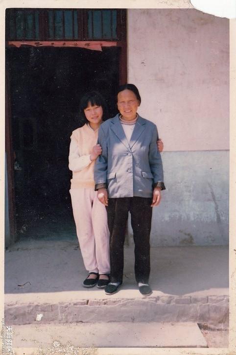 风雨同舟,江水平与老婆的爱情故事(一)