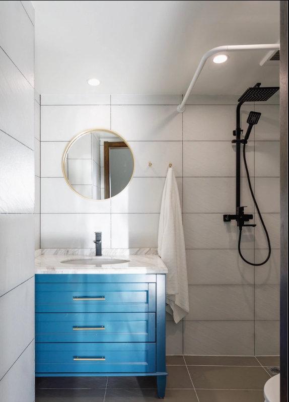 南京二手房卫生间装修注意点,卫生间的安全很重要!