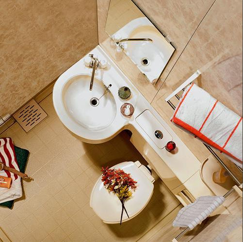 卫生间装修效果图,南京二手房卫生间隔断效果图?