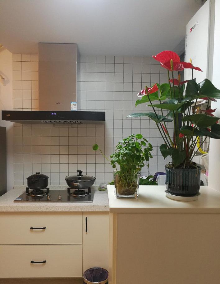 南京二手房装修效果图,宁工新寓54平简约装修案例