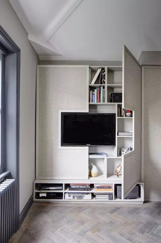 电视背景墙装修设计,南京二手房电视背景墙设计