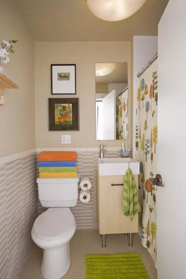 【卫生间装修设计】2平方的小卫生间装修