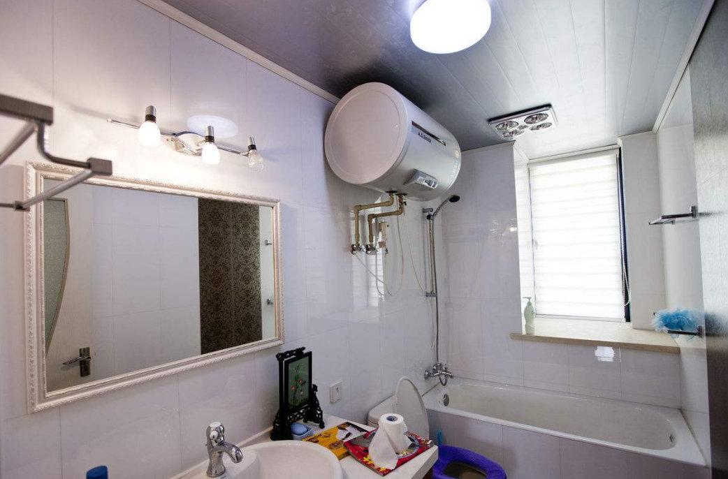 南京卫生间装修,热水器和吊顶的安装顺序