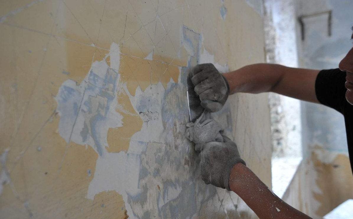 刷乳胶漆前先铲墙,这是必须还是坑?