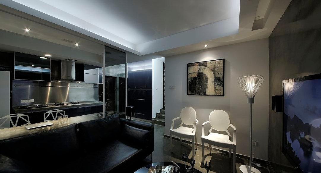 南京暗客厅怎么装修,让暗厅能敞亮的方法