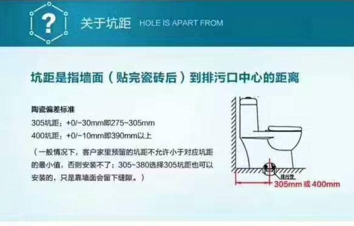 南京卫生间装修的马桶坑距,当你遇到强迫症客户怎么办?