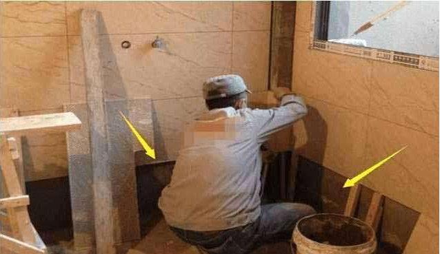 卫生间装修,卫生间漏水真的是墙压地,地压墙的问题吗?