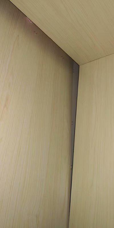 木工制作衣柜,不同的手艺结果也不一样