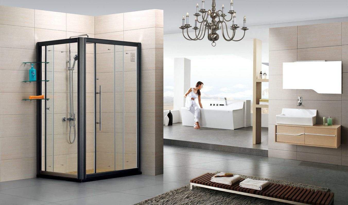 南京卫生间装修,淋浴房要怎么买,你知道吗?