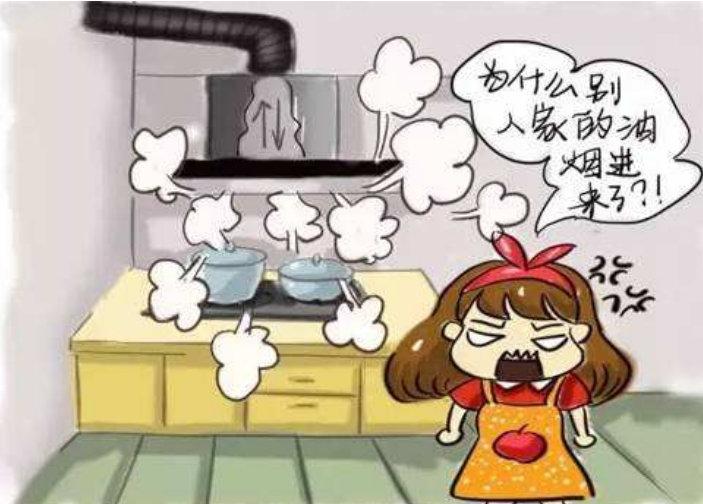 南京厨房装修,烟道止烟阀和瓷砖铺贴你都做对了吗?