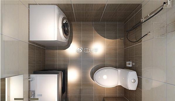 南京小卫生间装修建议,小卫生间就是这样好搞定
