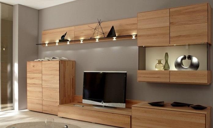 南京简单大方漂亮的电视墙设计,电视墙何必搞得那么复杂