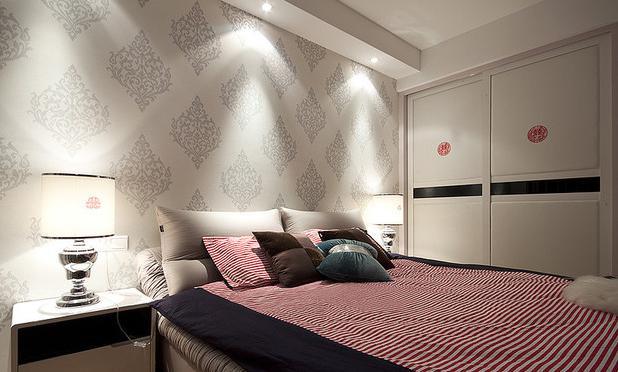 家装贴墙纸施工工艺,好看的效果就靠这些细节处理