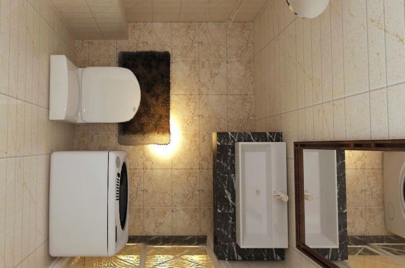卫生间装修细节经验,感应灯就不合适卫生间