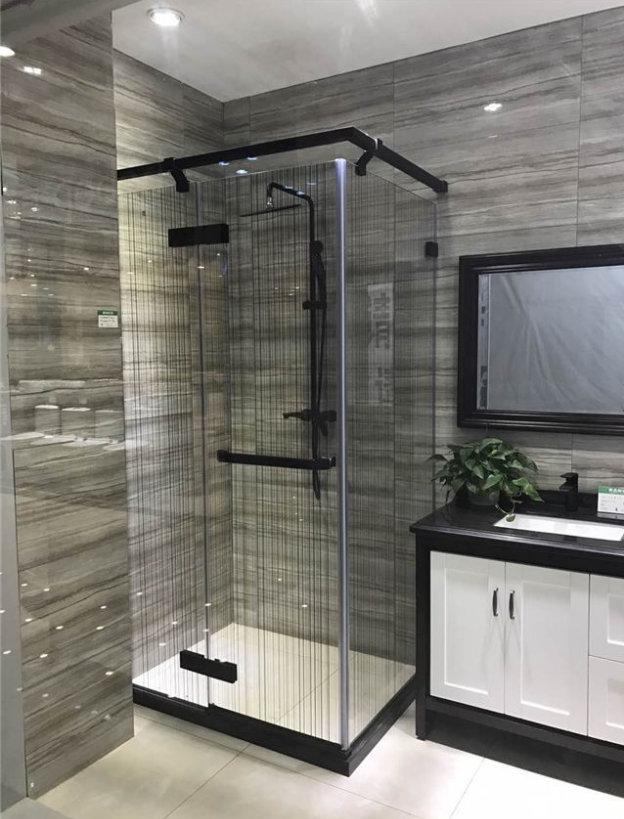 卫生间装修,一定要用玻璃淋浴房吗?
