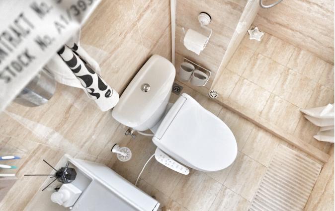 卫生间收纳装修,看过的人都觉得太实用了!