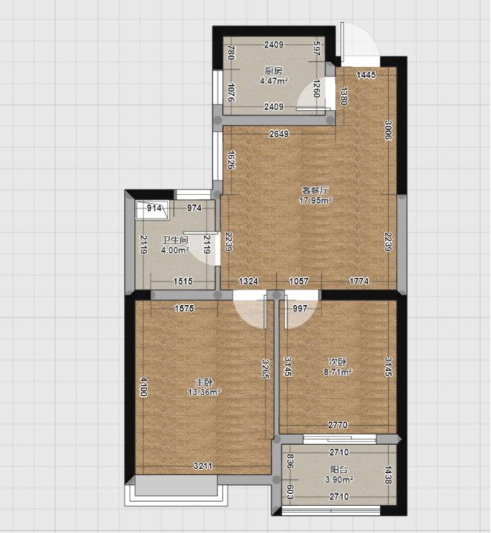 南京燕升园老房改造,小房间设计太厉害了