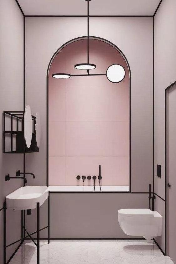 卫生间装修注意这几点,打造个性地带