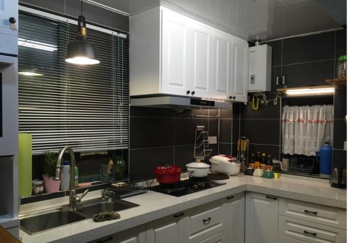 厨房装修三大点,这才是能做饭的厨房
