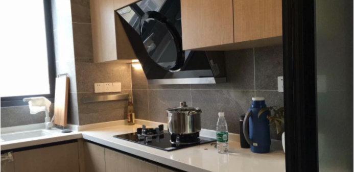 厨房设计改造,让人心动的感觉,就是这样吧!