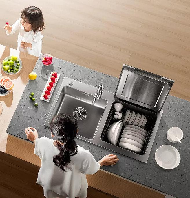 厨房装修建议,一个效果和实用都满分的厨房