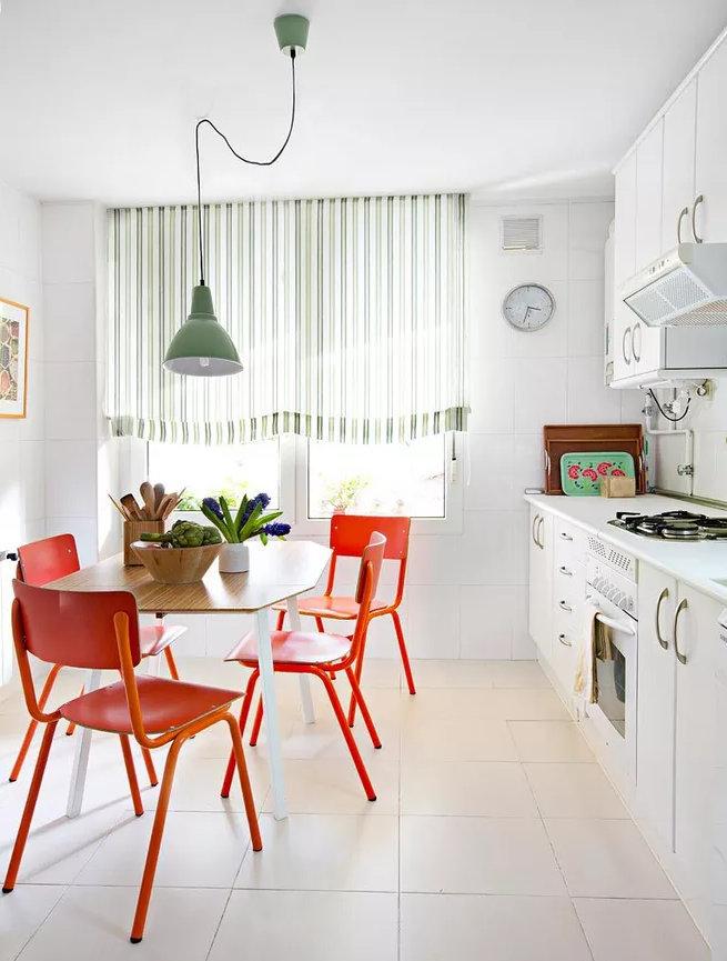 这样装修的厨房,合理、实用更享受