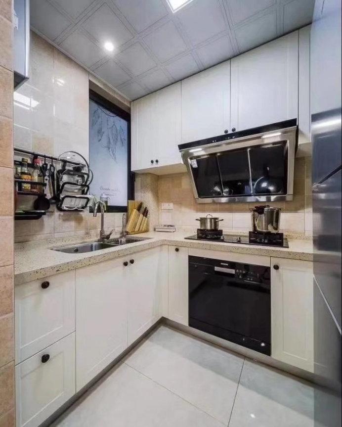 厨房装修橱柜要怎么挑?这几个小技巧让你有个好橱柜