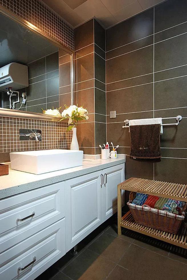 洗手间干湿分离好吗?随便一个优点,都能让你心动