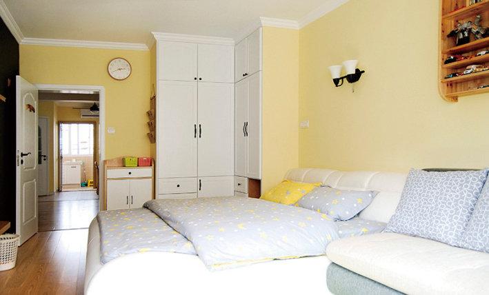 小卧室怎么装修合适?这样做,没技巧也美观