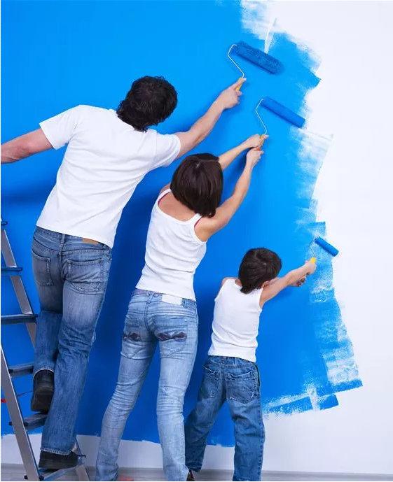 墙面装修用什么最好,好看的墙纸活瓷砖,却不一定适合你的城市