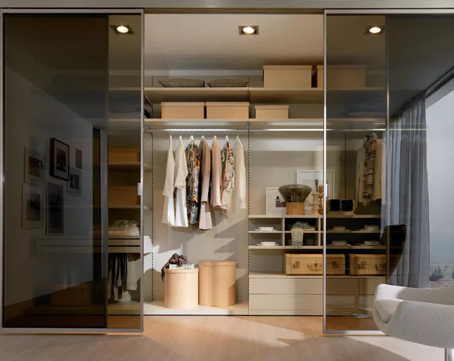 房间小了衣柜怎么装,让衣柜更实用和美观