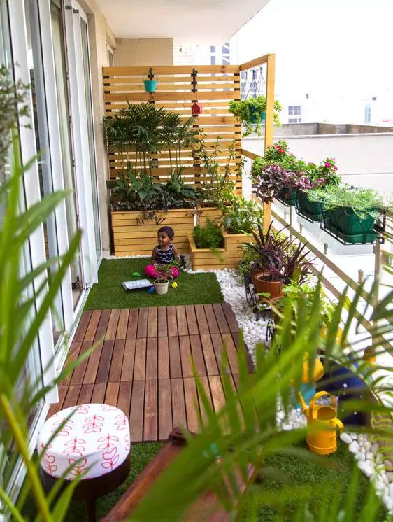 最新阳台设计效果图,这些设计才是生活的本质