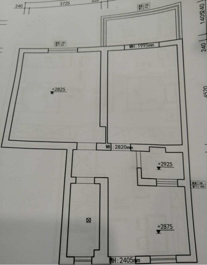 南京北京东路兰园21号,自己就把房子给改装了