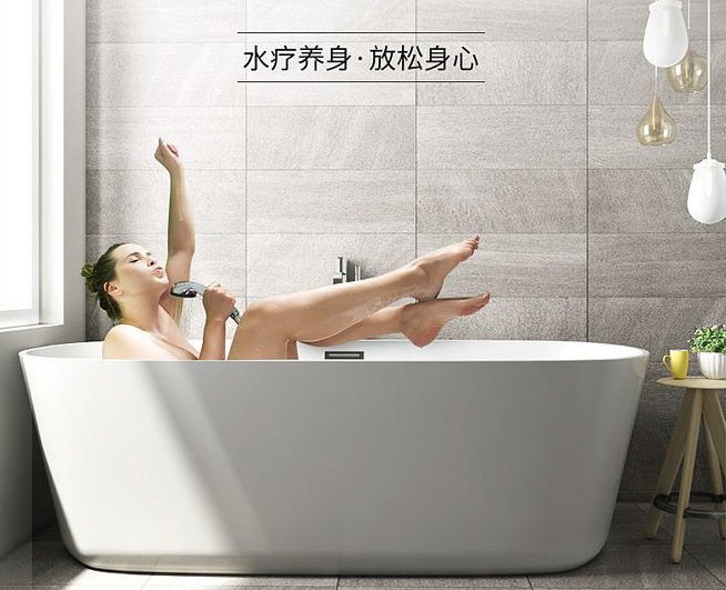 卫生间装浴缸到底好不好?实际生活中浴缸大部分作啥用了?