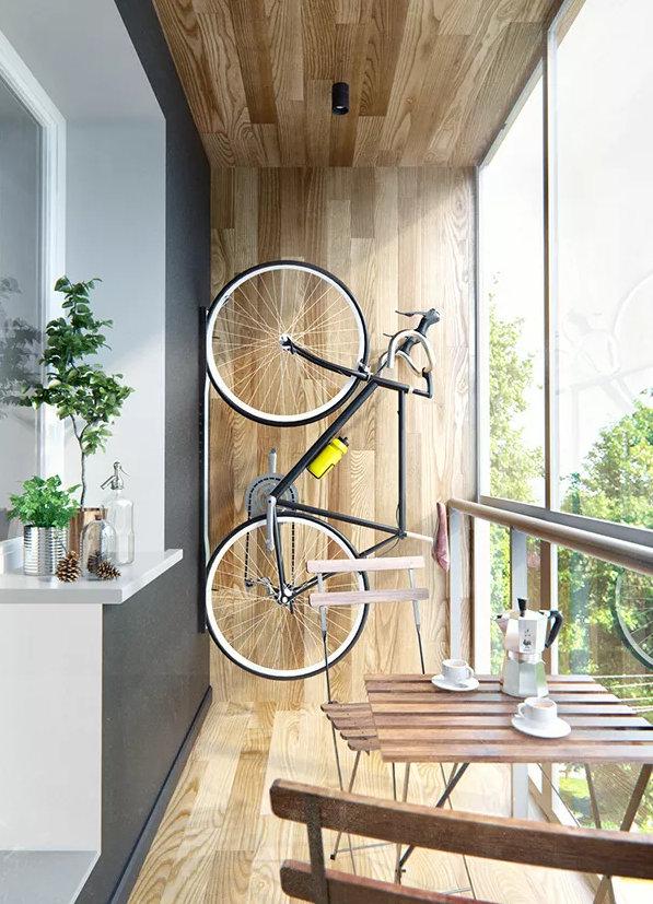客厅阳台怎么装修好看又实用?有这么多的设计给你选