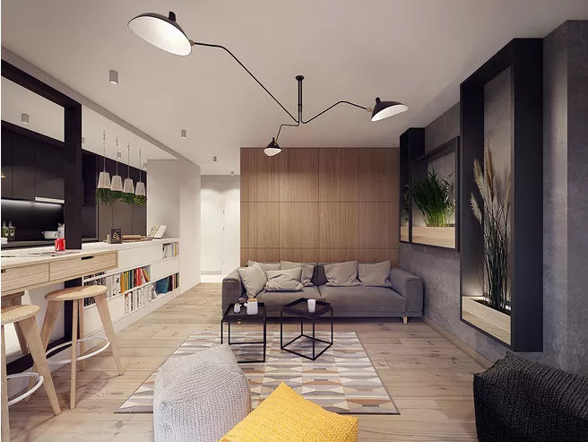 家里装修你最看重哪个?美观、实用、经济?你会怎么排?