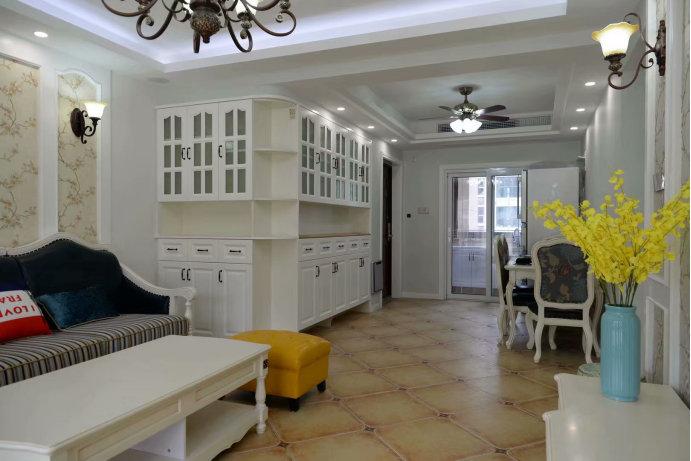 南京老房装修,换一种设计,就能多出很多空间