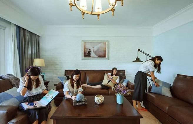 南京二手房装修,这样的装修方式,会让客厅更为实用