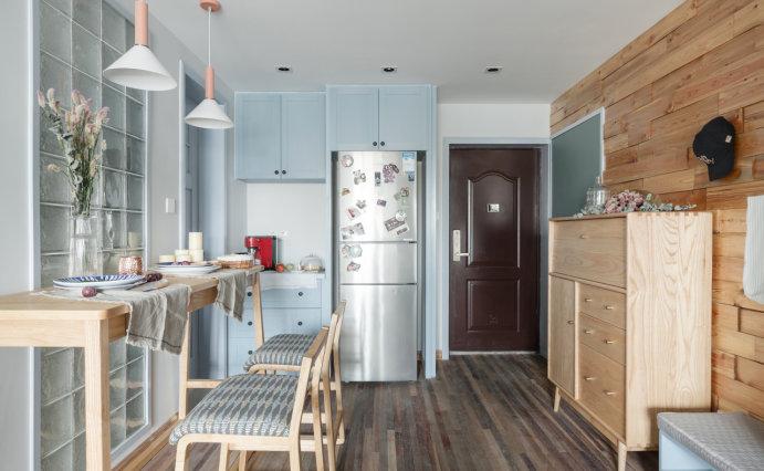 一室一厅小户型装修技巧,只有不合适的设计,没有不合适的户型