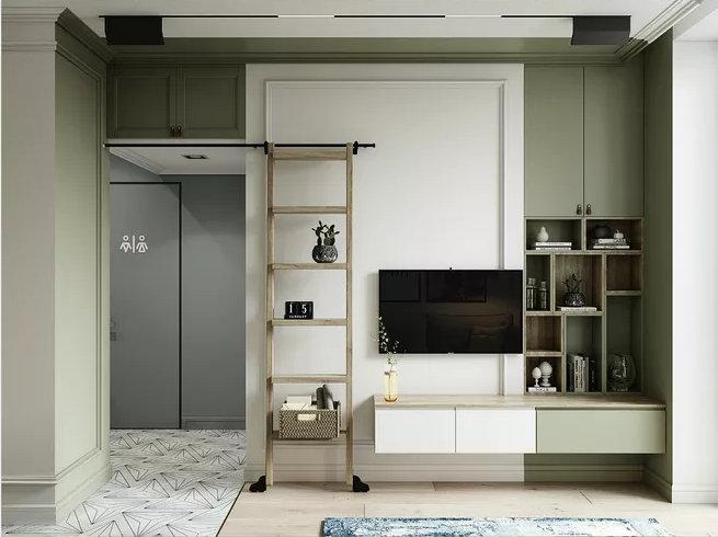 公寓楼要怎么装修好点?精致的生活其实还蛮简单的,靠这些就行