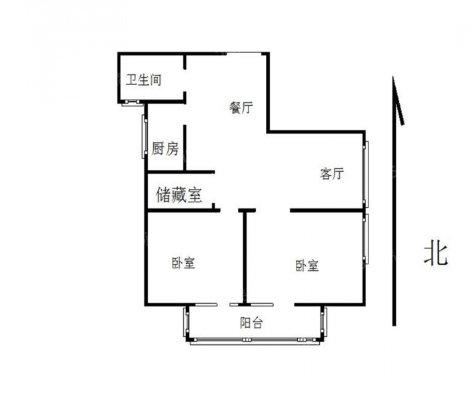 南京长江新村装修,107平的老房改造,实用的布局效果才最棒!