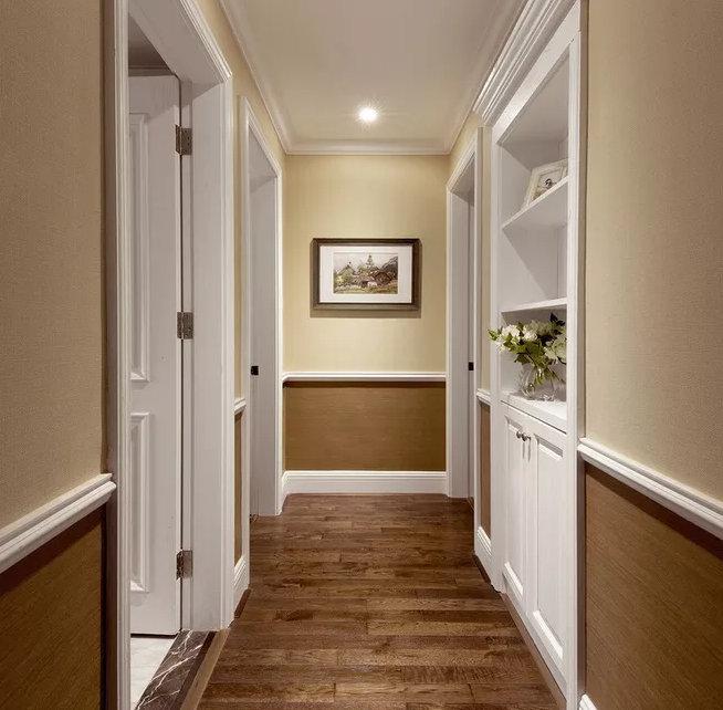 南京装修过程中,家里过道装修这样做,实用美观不在话下
