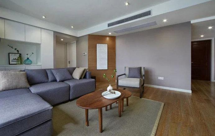 134平的四居室简约混搭案例,要享受生活,就该这样装修设计