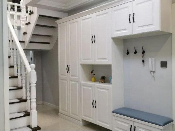 带阁楼的装修案例,76平带68平阁楼简约设计,入住才知好处多